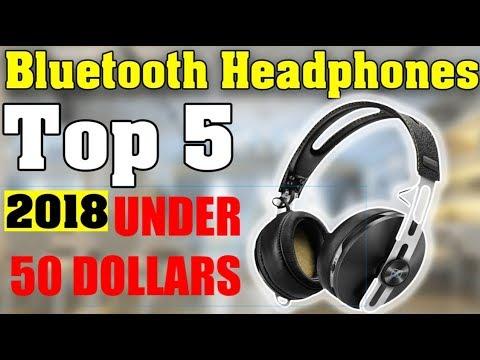 4701c900f3c TOP 5 *BEST* WIRELESS HEADPHONES OF 2018! (UNDER 50 DOLLARS) - YouTube