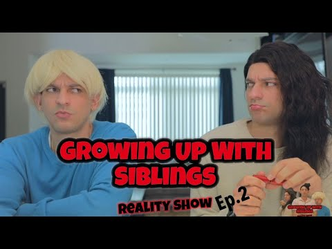 Download Growing up with siblings (REALITY SHOW) EP.2 | PatD Lucky