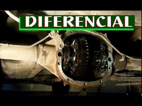Cambio de aceite de DIFERENCIAL
