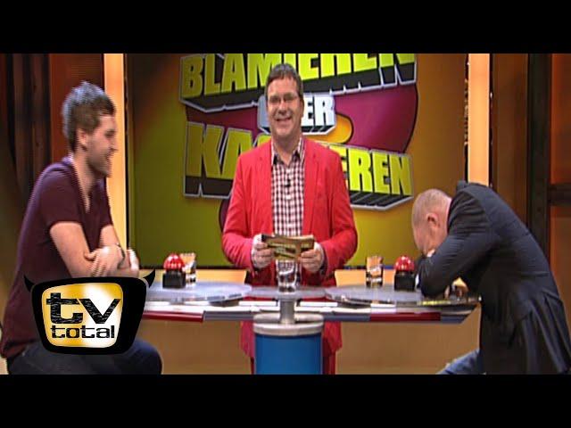 Neuer Fußballverein: FC Posen ?! | Blamieren oder Kassieren - TV total