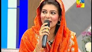 Tehreem Muneeba reciting Naat 2 Jashn e Ramazan transmission Show