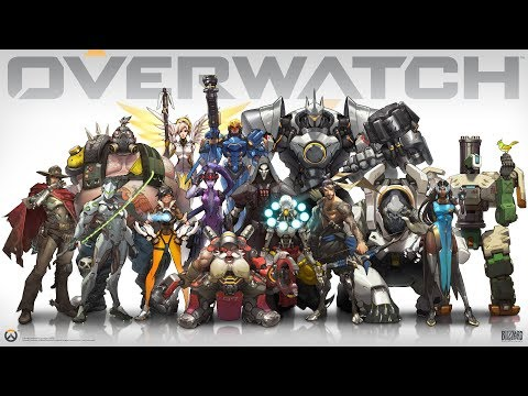 Overwatch | With Mitchell and Pat