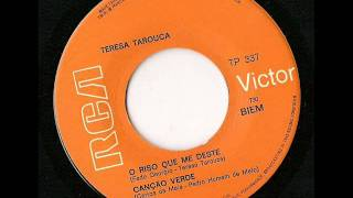 Tereza Tarouca: O Riso Que Me Deste
