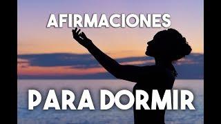 AFIRMACIONES PARA DORMIR Y RELAJARSE | DESPROGRAMACIÓN | YO...