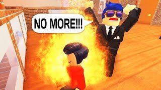 TROLLING WORK AT A PIZZA PLACE IN ROBLOX!