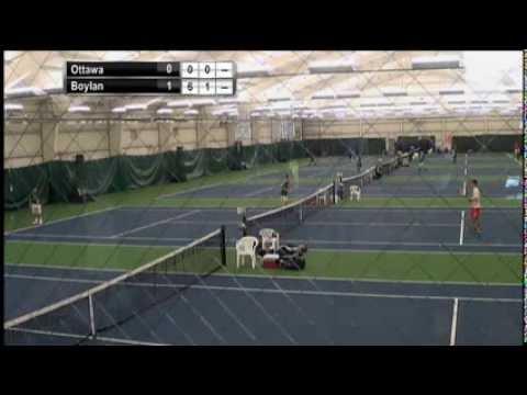 Boys Tennis- Boylan Catholic Quad