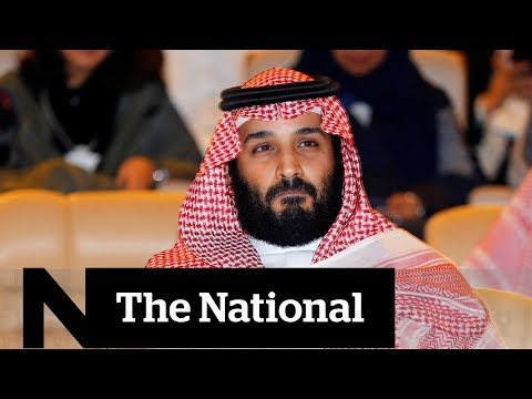 What is Saudi Arabia's Crown Prince trying to do?