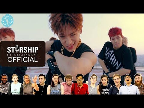 Classical Musicians React: Monsta X 'Hero'