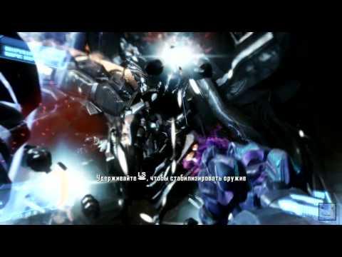 Последний босс и концовка Crysis 3 + секретная концовка