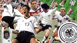Deutschlands beste Fußballer aller Zeiten - Germany's best football players of all times
