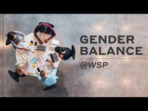 Gender Balance at WSP