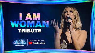I Am Woman Tribute to Helen Reddy   2020 ARIA Awards #Livestream