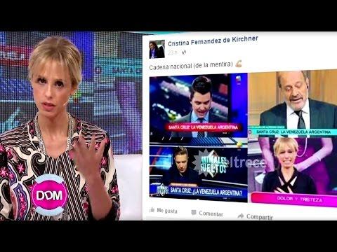 Mariana Fabbiani le contestó a la ex presidente Cristina Kirchner sobre un polémico tuit