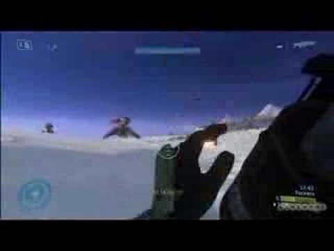 New Halo 3 Beta Footage