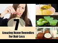 How To Get Long & Thick Hair, Stop Hair Fall & Get Faster Hair Growth