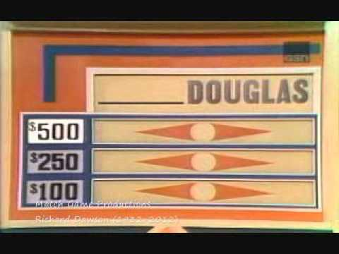 Match Game 75 Episode 572 Tribute to Richard Dawson Musical Chairs