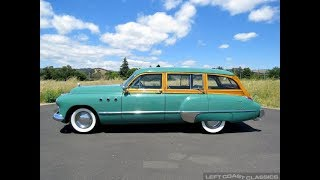 Rare 1949 Buick Woody Wagon for Sale