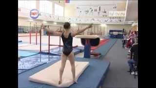 Первенство города Иваново по спортивной гимнастике
