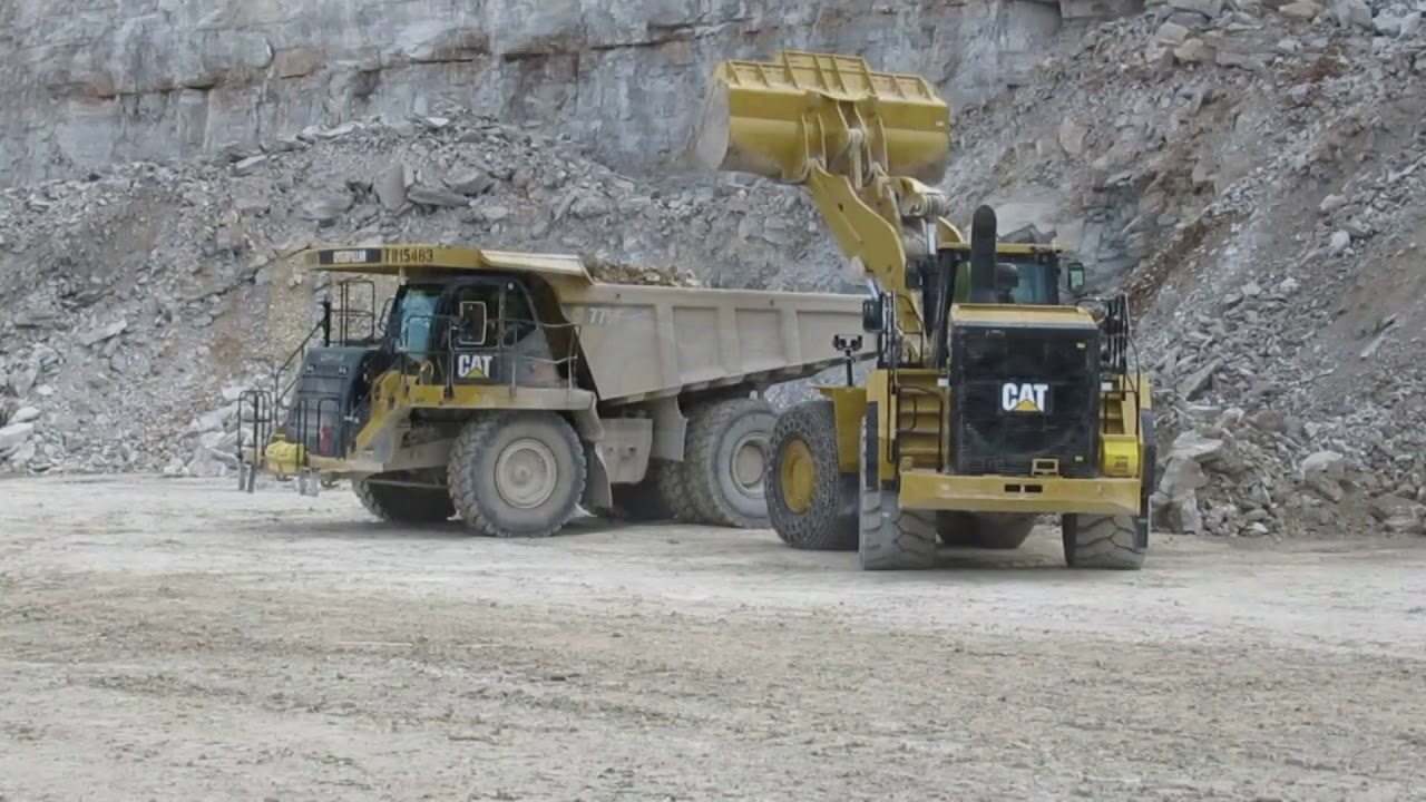 How Cat's 988K XE electric drive loader achieves up to 49