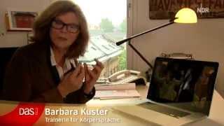 Analyse der Körpersprache von A. Merkel + Jogi Löw beim Jubeln von B.Kuster