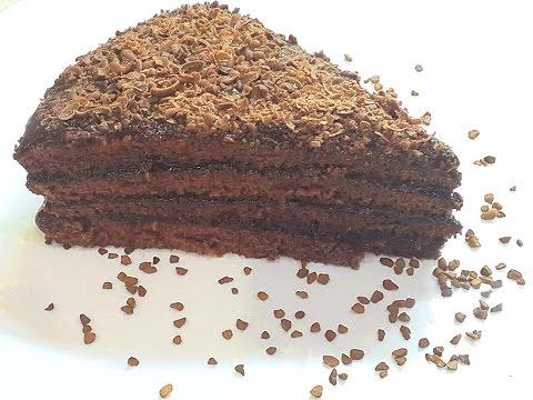 Торт Черный принц  оОчень вкусный- Cake Black Prince  рецепт,как приготовить