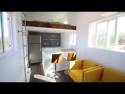 Tiny Houses On Wheels - Watch This Before You Buy Or Build!