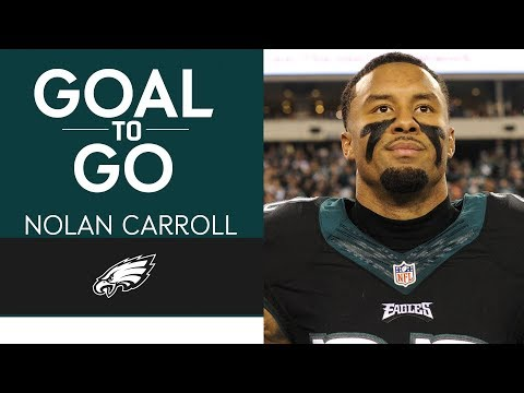 Goal to Go: Nolan Carroll's NFL Journey