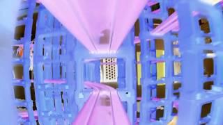 【プラレール】整体院やまもとプラレールのX線エフェクト前面展望 thumbnail