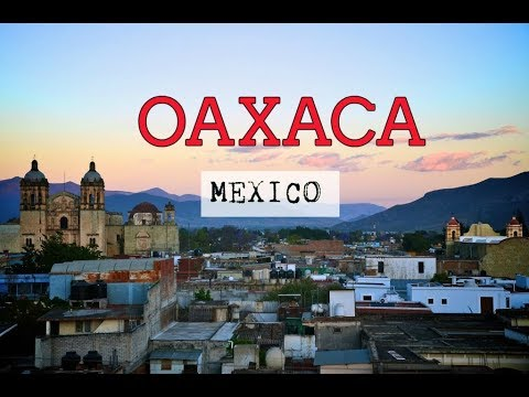 The Best Place For Food in Mexico? (Oaxaca Guide)