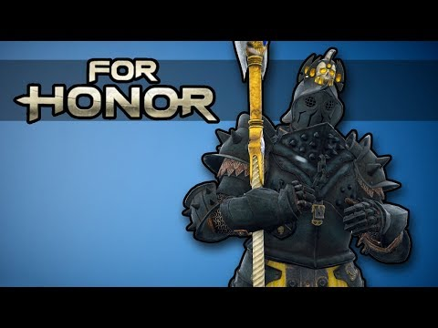 FOR HONOR - Killing With Law!