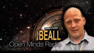 Morgan Beall talks UFOs, MUFON, and the new UFO Connect iPhone app | Open Minds Radio