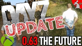 Dayz XBOX ONE Update / PC 0.63 Beta - The Road To Release