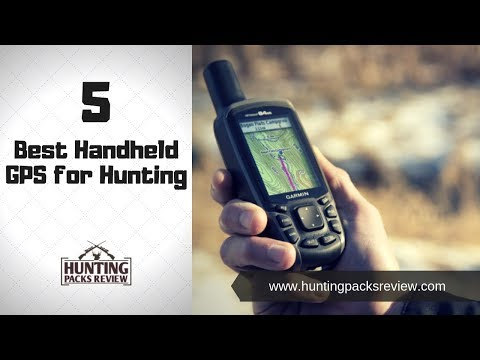 5 Best Handheld GPS For Hunting - Hunting Packs Review 2019