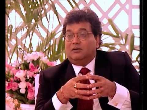 Rendezvous with Simi Garewal - Subhash Ghai & Mahima (1998)