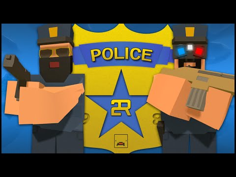 Unturned 3.0 Cops Roleplay - WASHINGTON POLICE FORCE! (PvP Server Funny Moments)