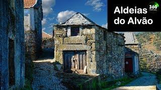 Alvão Natural Park villages