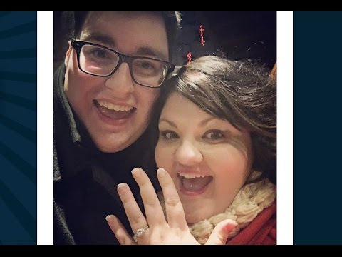 Jordan Smith The Voice Winner Proposed To Girlfriend Kristen Denny On NYE