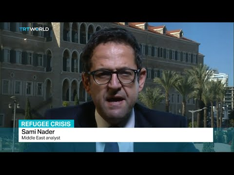 Middle East analyst Sami Nader talks to TRT World about situation of Syrian refugees in Lebanon