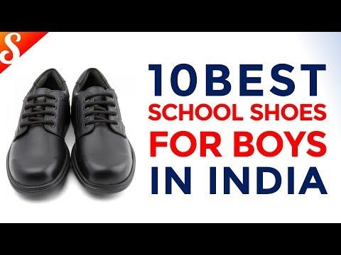 10 Best School Shoes for Boys (Black
