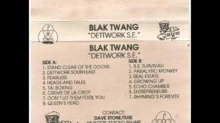 Blak Twang - Fearless (Original Version) (1996)