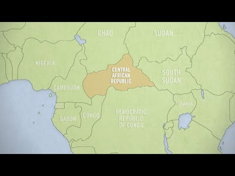Hostages In Central Africa - TESTIMONY
