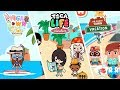 The New and Old Vacation Games - My Town Vacation vs Toca Life: Vacation vs Dr. Panda: Vacation