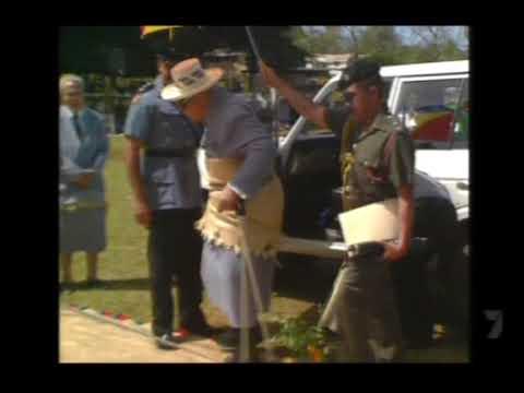 Kingdom of Tonga - Vava'u in the 90's