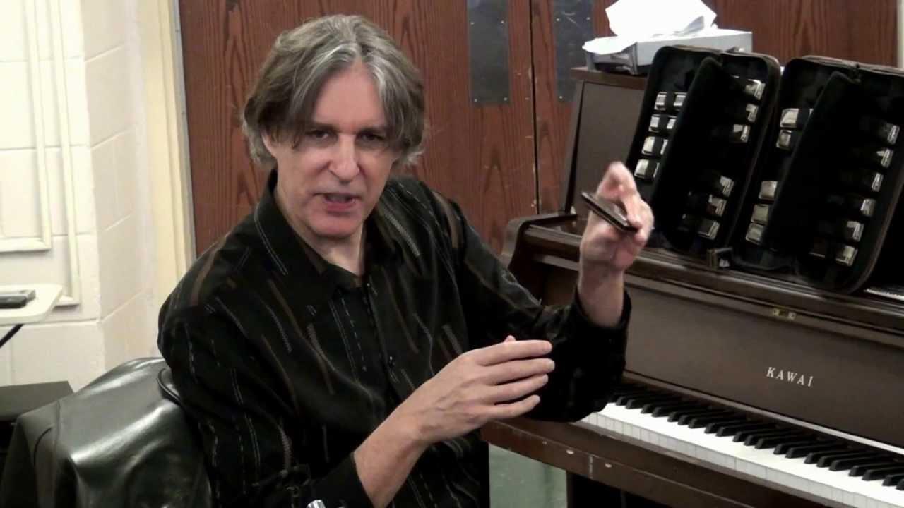 Howard Levy   Harmonica Lessons Online   ArtistWorks