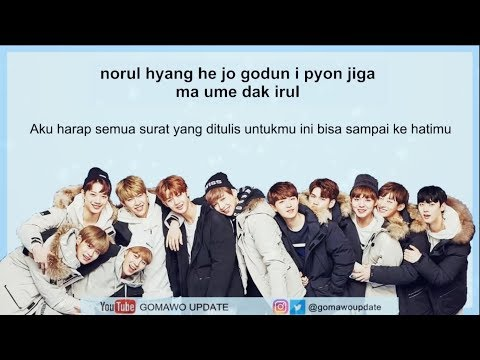 Free Download Easy Lyric Wanna One - Beautiful Part 2 By Gomawo [indo Sub] Mp3 dan Mp4