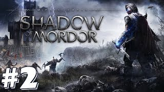 ЗАПИСЬ СТРИМА ► Middle-earth: Shadow of Mordor #2