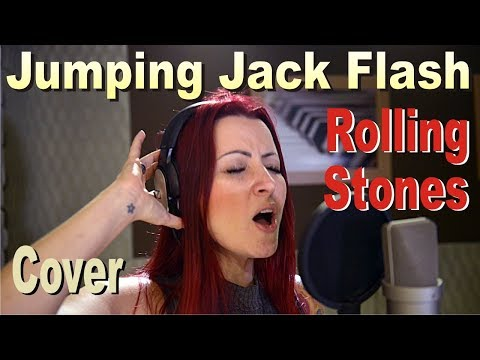 "Rolling Stones ""Jumping Jack Flash"" - COVER"