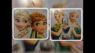 SLIDESHOW 20 Disney Frozen Elsa the Snow Queen Anna Olaf Kristoff Sven #98