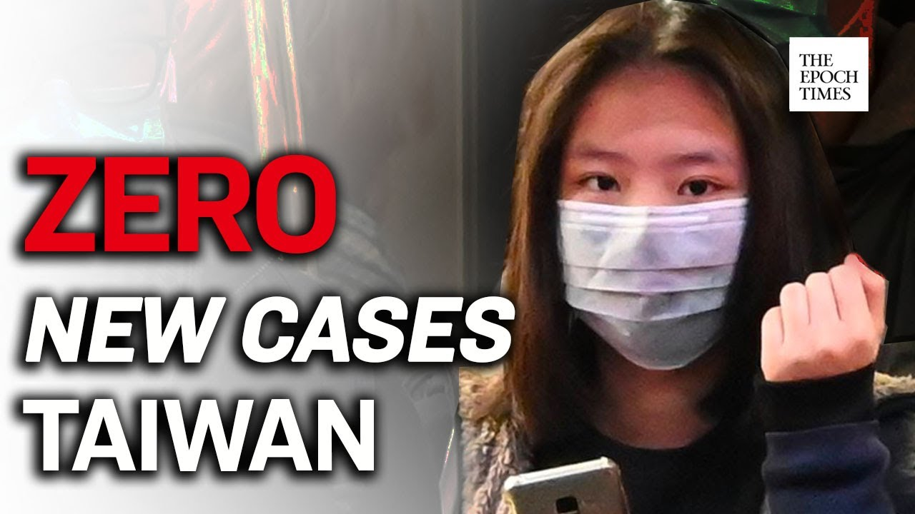 Hong Kong and Taiwan Go 20+ Days Without New CCP Virus | COVID-19 | Coronavirus | Epoch News