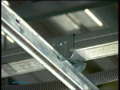 видео: Монтаж подвесных потолков своими руками